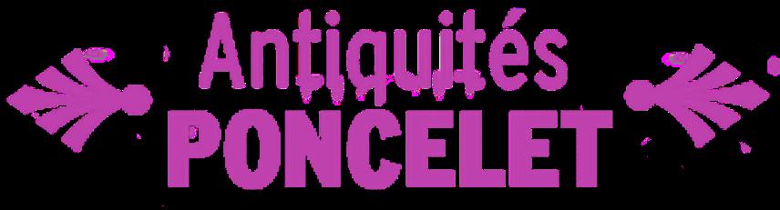 Antiquité Poncelet